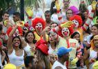 Bloco Simpatia é Quase Amor arrasta foliões em Ipanema