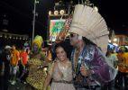 Carlinhos Brown homenageia mulheres no Camarote Andante