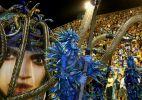 Vila Isabel desfila enredo sobre cabelos, mitologias e lendas