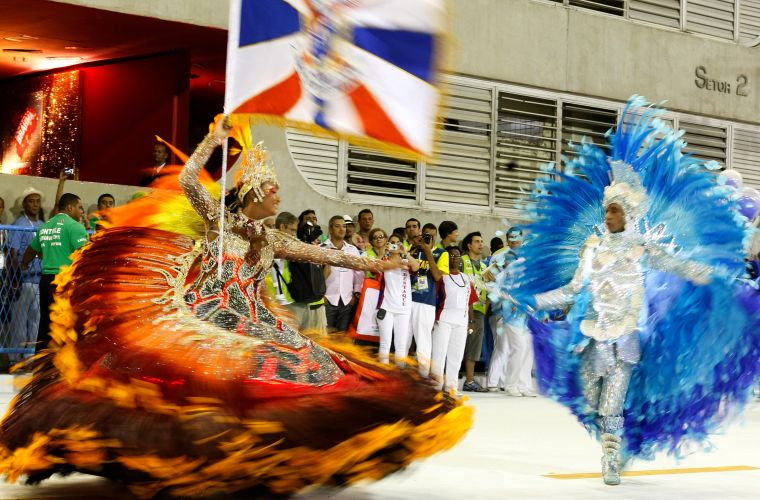 No dia em que completa 58 anos, a União da Ilha do Governador desfila o enredo