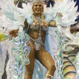 Em 2009, Bismarchi sambou à frente da escola de samba Pérola Negra, com o enredo