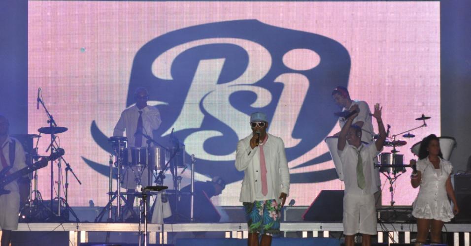 A banda Psirico também foi um das atrações da Festa da Purificação (31/01/12). A festa é tradicional em Santo Amaro da Purificação, no Recôncavo Baiano, e exalta a padroeira da cidade, Nossa Senhora da Purificação