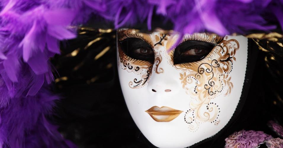 Carnaval De Veneza  Na It  Lia  O Carnaval De M  Scaras E Fantasias