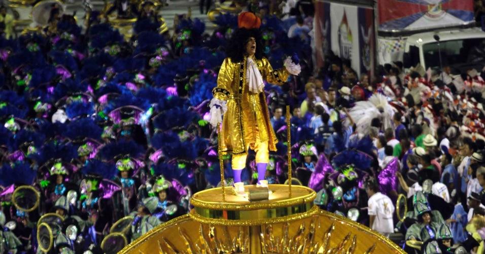 Desfile da União da Ilha mostrou o enredo