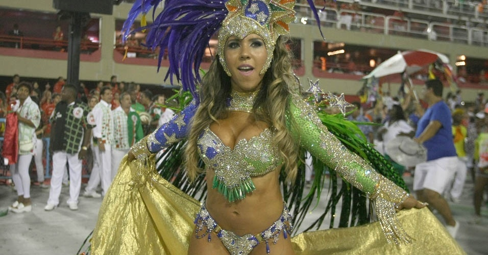 Mulher Mel&#227;o (Grande Rio)