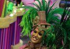 Qual a musa do 1º dia de desfiles do Rio de Janeiro?