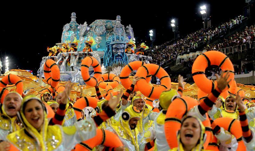 São Clemente desfila enredo em homenagem ao Rio de Janeiro (6/3/2011)