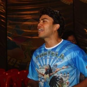 Márcio Moura, coreógrafo da Portela (19/12/2011)