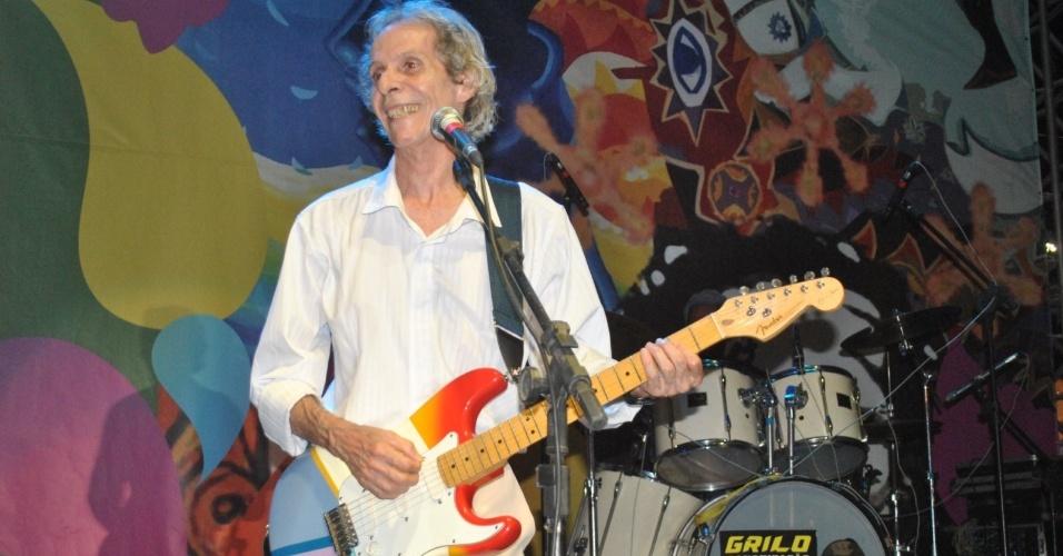 Beto Guedes se apresenta na Festa da Purificação no sábado (28/01/12), em Santo Amaro