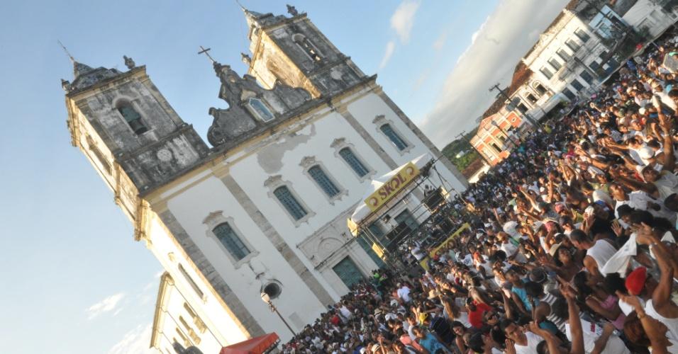 A Festa da Purificação é tradicional em Santo Amaro da Purificação, no Recôncavo Baiano, e exalta a padroeira da cidade, Nossa Senhora da Purificação (29/01/12)