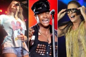 Conheça as apostas dos músicos para a festa (Foto: Photo Rio News, Divulgação e João Alvarez/UOL)