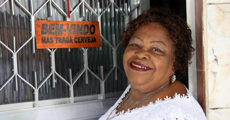 Antes já era famosa por integrar a ala das baianas da agremiação de Madureira. Em 1966, ano em que a Portela foi campeã com um samba enredo de Paulinho da Viola,