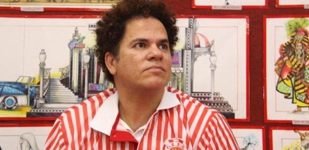 O artista plástico Romero Britto - Onofre Veras/AgNews