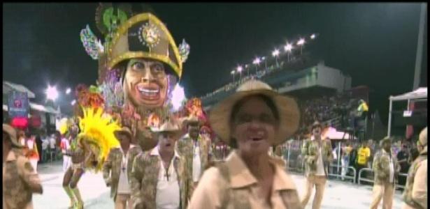 A velha guarda da X-9 representa a esperança do povo brasileiro (18/2/2012)