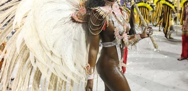 Acadêmicos do Tucuruvi apresenta ?O esplendor da África no reinado da folia? no sambódromo de São Paulo (18/2/2012)