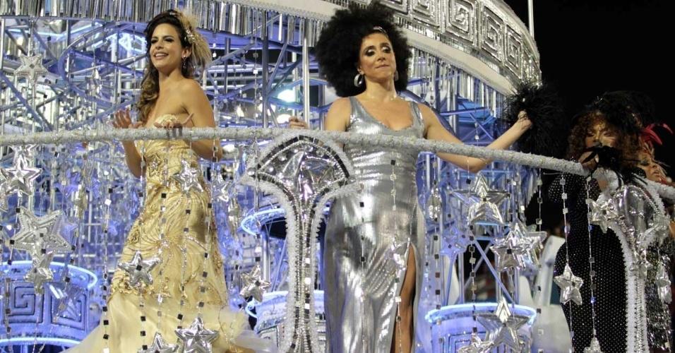 Luisa Michelleti, Marisa Orth e Elza Soares são alguns dos destaques da Vai-Vai (18/2/2012)