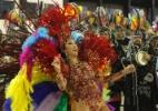 Renascer de Jacarepaguá desfila no primeiro dia de Carnaval no Rio