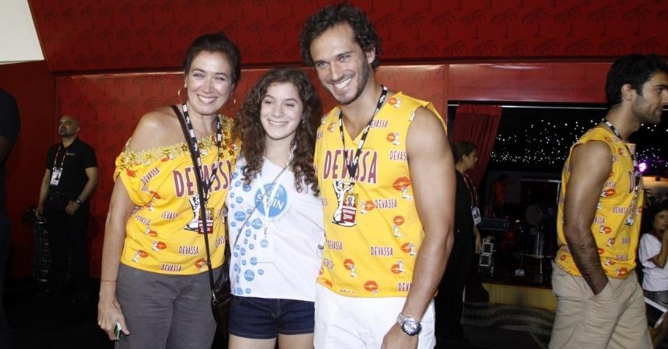 Lilia Cabral e Paulo Rocha, Griselda e Guaracy em