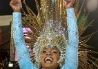 Unidos de Vila Maria desfila no segundo dia do Carnaval 2012 em São Paulo