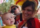 Versão infantil do bloco Eu Acho é Pouco reúne mais de mil crianças em Olinda - Geyson Magno/UOL