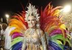 Mocidade Independente de Padre Miguel desfila no primeiro dia de Carnaval no Rio