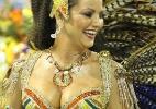 Imperatriz Leopoldinense desfila no primeiro dia de Carnaval no Rio