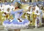 União da Ilha do Governador desfila no segundo dia de Carnaval do Rio de Janeiro