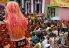 Chuva marca penúltimo dia de Carnaval em Olinda mas não desanima foliões (Foto: Roberta Guimarães/UOL)
