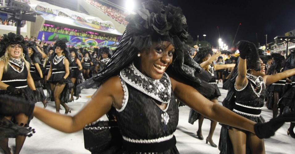 Desfile da Salgueiro na Sapucaí, no Rio (20/2/12)