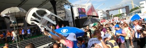 Liga diz que vai punir Império se comprovar participação em tumulto (Foto: Robson Ventura/Folhapress)