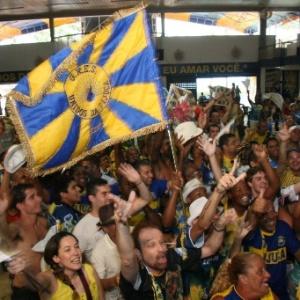Unidos da Tijuca é a campeã do Carnaval <br>do Rio de Janeiro (Foto: Zulmair Rocha/UOL)