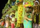 Campeã no Rio, Unidos da Tijuca repete a dose em desfile que homenageia o Rei do Sertão - Marcelo de Jesus/UOL